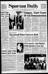 Spartan Daily, March 9, 1971 by San Jose State University, School of Journalism and Mass Communications