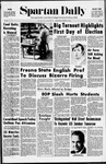 Spartan Daily, March 17, 1971 by San Jose State University, School of Journalism and Mass Communications