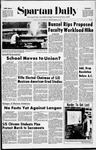 Spartan Daily, March 22, 1971