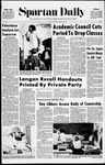 Spartan Daily, March 23, 1971
