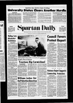 Spartan Daily, March 25, 1971
