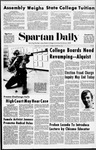 Spartan Daily, March 30, 1971