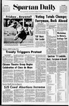 Spartan Daily, May 3, 1971