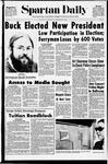 Spartan Daily, May 7, 1971