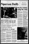 Spartan Daily, May 21, 1971