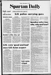 Spartan Daily, November 2, 1971 by San Jose State University, School of Journalism and Mass Communications