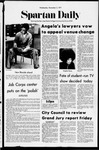 Spartan Daily, November 3, 1971 by San Jose State University, School of Journalism and Mass Communications