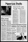 Spartan Daily, November 9, 1971 by San Jose State University, School of Journalism and Mass Communications
