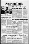Spartan Daily, November 10, 1971 by San Jose State University, School of Journalism and Mass Communications