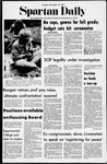 Spartan Daily, November 16, 1971 by San Jose State University, School of Journalism and Mass Communications