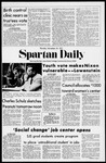 Spartan Daily, November 18, 1971 by San Jose State University, School of Journalism and Mass Communications