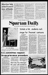 Spartan Daily, November 22, 1971 by San Jose State University, School of Journalism and Mass Communications