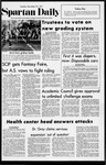 Spartan Daily, November 23, 1971 by San Jose State University, School of Journalism and Mass Communications