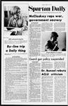 Spartan Daily, October 18, 1971