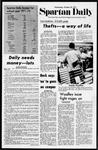 Spartan Daily, October 20, 1971
