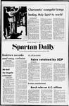 Spartan Daily, October 21, 1971