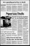 Spartan Daily, October 28, 1971