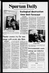 Spartan Daily, October 29, 1971