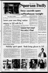 Spartan Daily, January 7, 1972 by San Jose State University, School of Journalism and Mass Communications