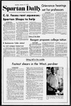Spartan Daily, January 10, 1972 by San Jose State University, School of Journalism and Mass Communications