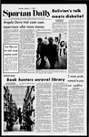Spartan Daily, January 11, 1972 by San Jose State University, School of Journalism and Mass Communications