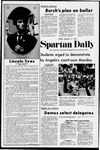 Spartan Daily, February 11, 1972 by San Jose State University, School of Journalism and Mass Communications