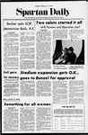 Spartan Daily, February 14, 1972 by San Jose State University, School of Journalism and Mass Communications