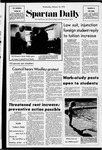 Spartan Daily, February 16, 1972 by San Jose State University, School of Journalism and Mass Communications