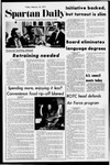 Spartan Daily, February 18, 1972 by San Jose State University, School of Journalism and Mass Communications