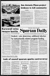 Spartan Daily, February 23, 1972 by San Jose State University, School of Journalism and Mass Communications