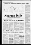 Spartan Daily, February 24, 1972 by San Jose State University, School of Journalism and Mass Communications
