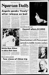 Spartan Daily, February 25, 1972