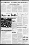 Spartan Daily, March 1, 1972
