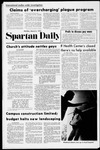 Spartan Daily, March 6, 1972