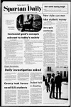 Spartan Daily, March 7, 1972 by San Jose State University, School of Journalism and Mass Communications