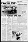 Spartan Daily, March 14, 1972 by San Jose State University, School of Journalism and Mass Communications