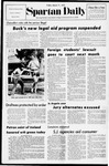 Spartan Daily, March 17, 1972 by San Jose State University, School of Journalism and Mass Communications