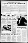 Spartan Daily, March 20, 1972