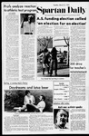 Spartan Daily, March 21, 1972 by San Jose State University, School of Journalism and Mass Communications