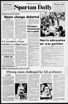 Spartan Daily, March 22, 1972 by San Jose State University, School of Journalism and Mass Communications