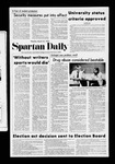 Spartan Daily, March 23, 1972