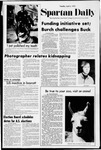 Spartan Daily, April 4, 1972 by San Jose State University, School of Journalism and Mass Communications