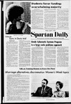 Spartan Daily, April 7, 1972