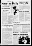 Spartan Daily, April 11, 1972 by San Jose State University, School of Journalism and Mass Communications