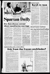 Spartan Daily, April 12, 1972 by San Jose State University, School of Journalism and Mass Communications