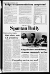 Spartan Daily, April 14, 1972