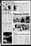 Spartan Daily, April 17, 1972 by San Jose State University, School of Journalism and Mass Communications