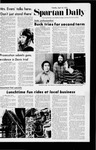 Spartan Daily, April 18, 1972 by San Jose State University, School of Journalism and Mass Communications