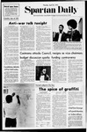 Spartan Daily, April 20, 1972 by San Jose State University, School of Journalism and Mass Communications