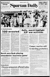Spartan Daily, April 24, 1972 by San Jose State University, School of Journalism and Mass Communications